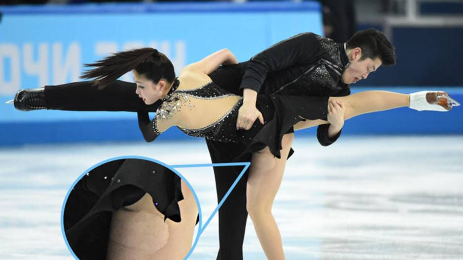 Olympic Wardrobe Malfunctions Gave More to the World than ...
